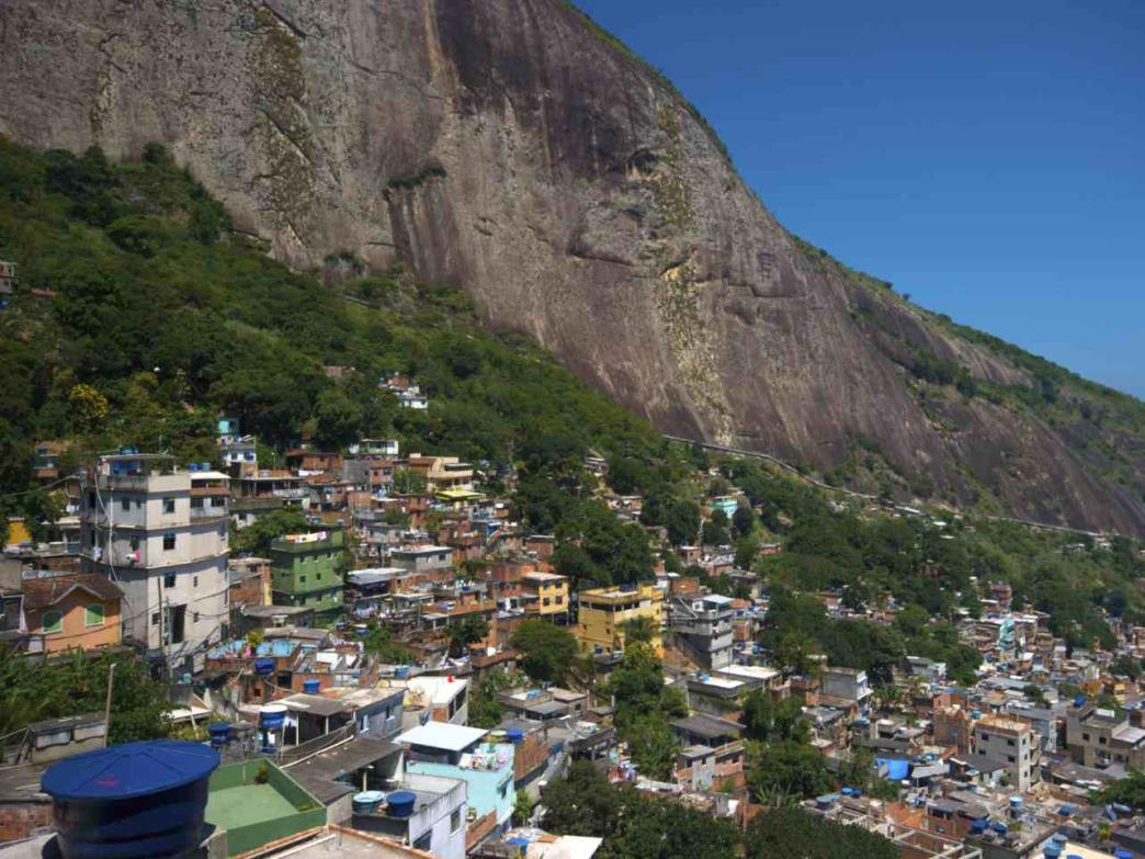 Favela tours offer visitors a chance to see a uniquely Brazilian lifestyle.
