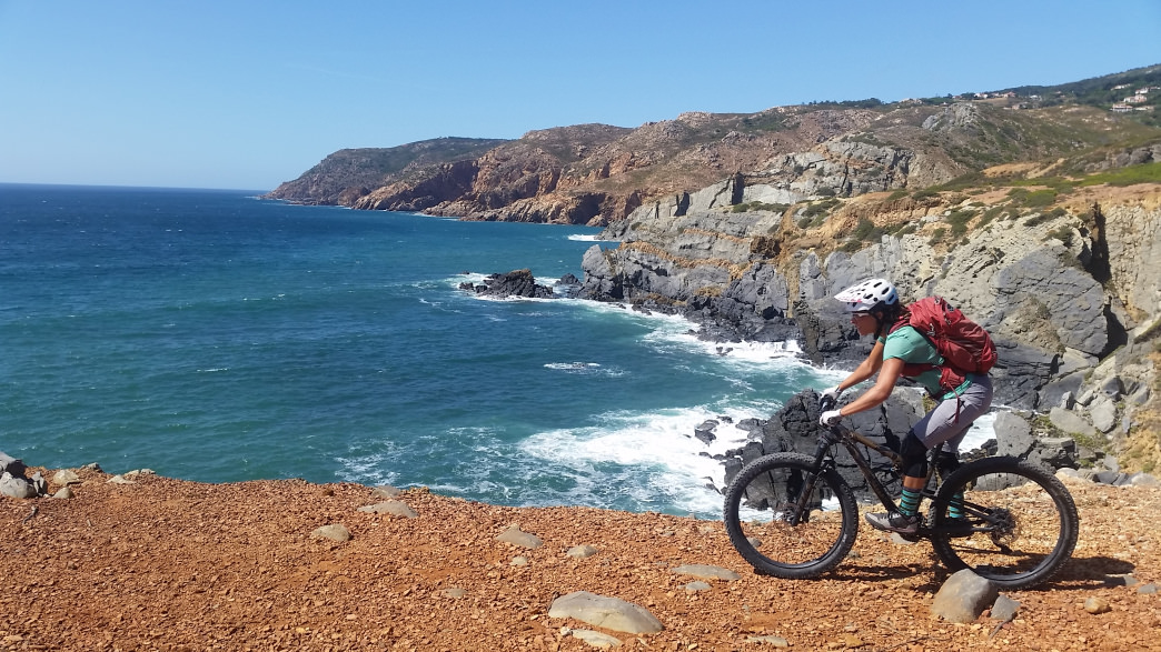 From the mountains to the coast, Portugal has a lot to offer mountain bikers.    Shaine Smith