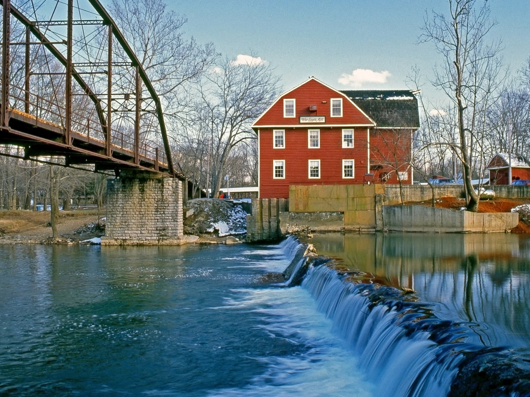 Established in 1832, War Eagle Mill sits on the bank of easygoing War Eagle Creek just outside Hobbs.