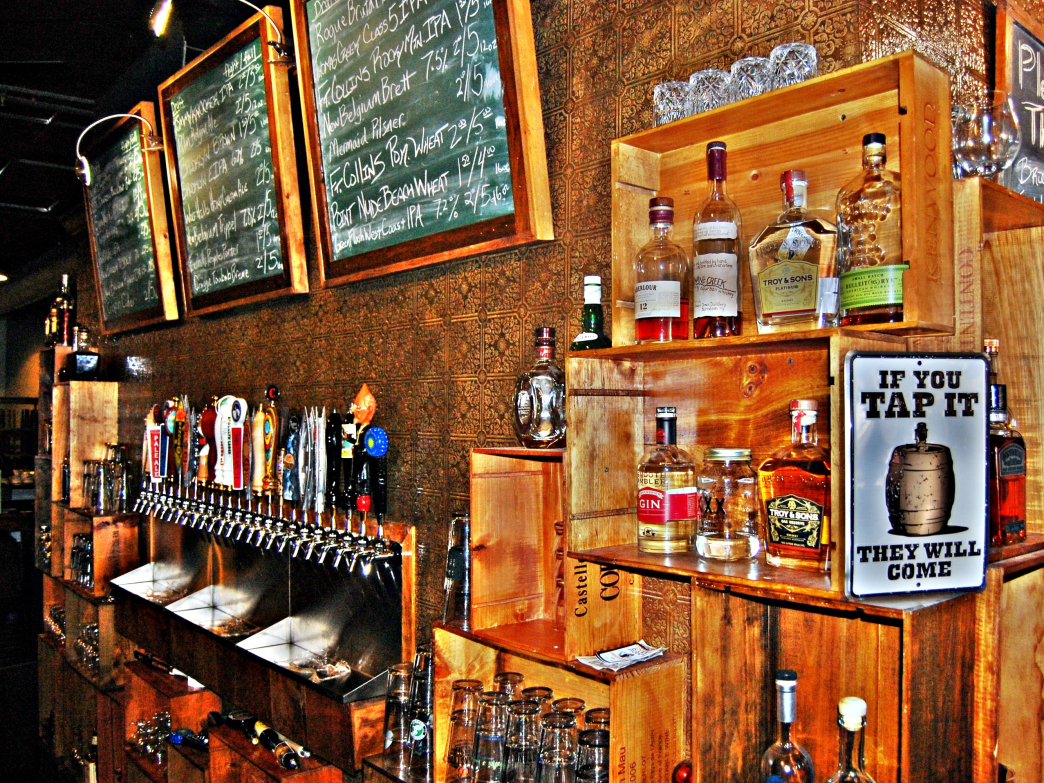 Suttree's is one of Knoxville's favorite new watering holes.