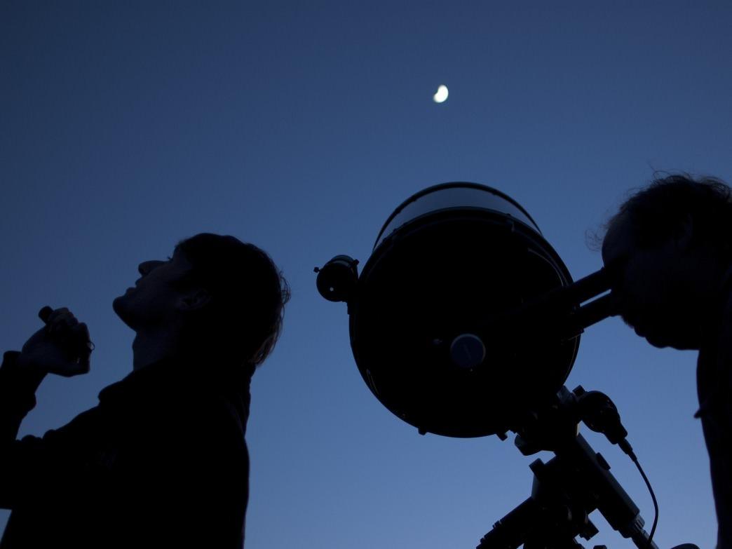 Star parties happen all over the country, including here in Colorado Springs.