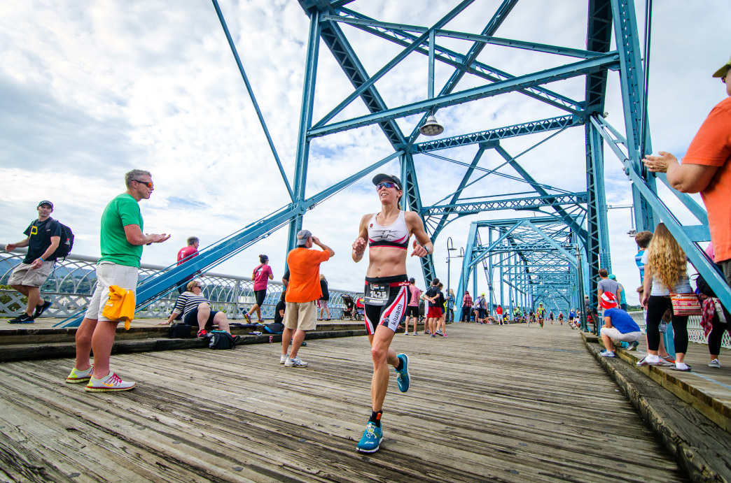 Ironman Chattanooga features a 2.4-mile swim, 112-mile bike, and 26.2 mile run. Some of the best multisport athletes in the world will be in the Scenic City to compete.