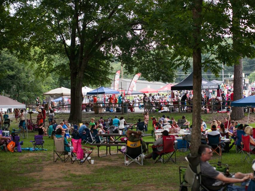 The River and Blues Fest in July features a stellar musical lineup.