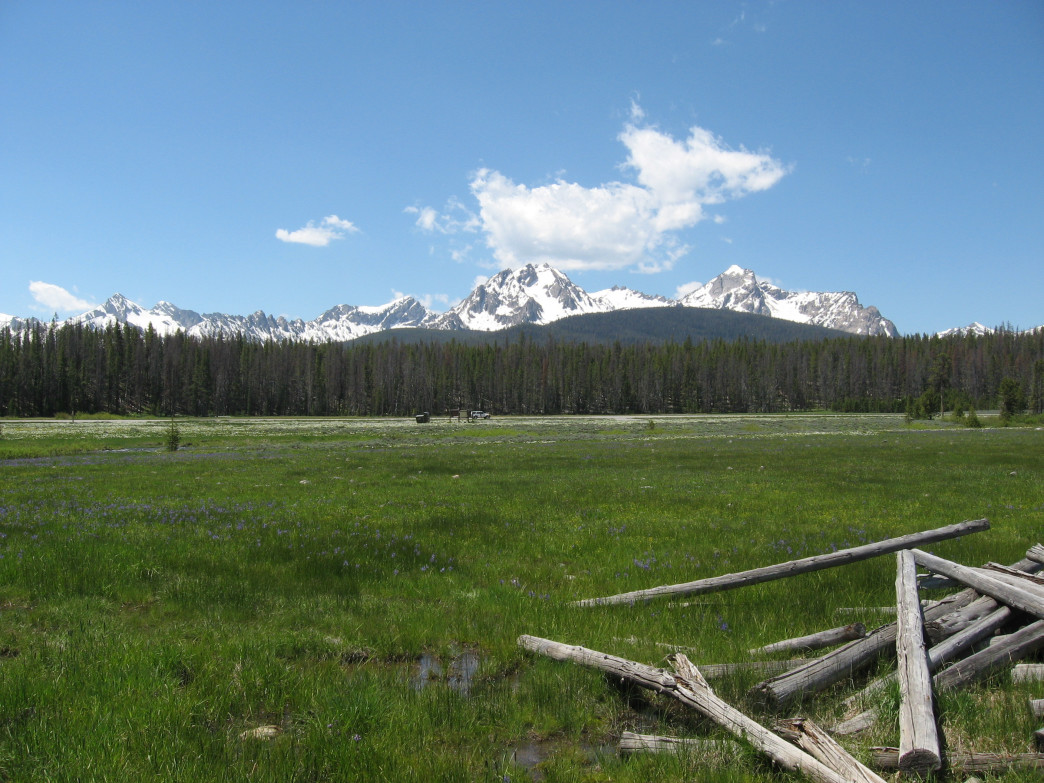 The Sawtooth National Recreation Area is full of hidden hikes.