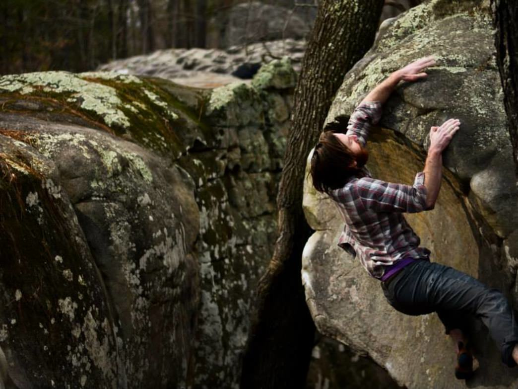 Horse Pens 40 is one of the best bouldering destinations in the world.