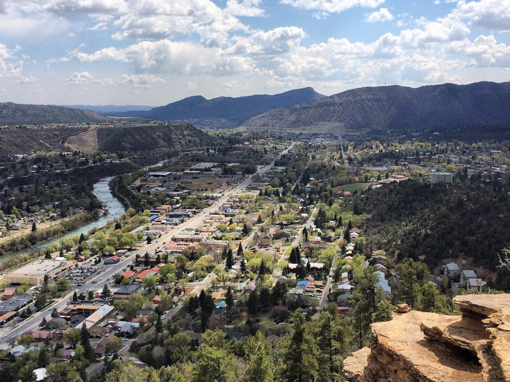 Durango is nestled in southwestern Colorado's Animas River Valley, which has a rich history to explore.