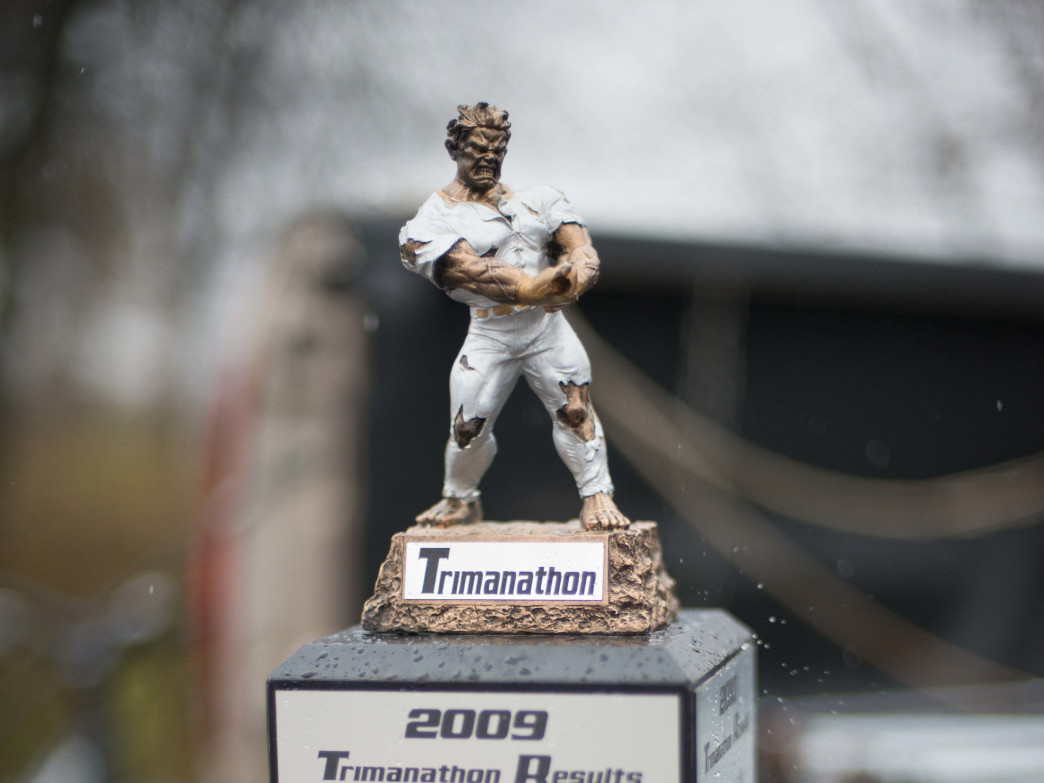 Trimanathon Trophy