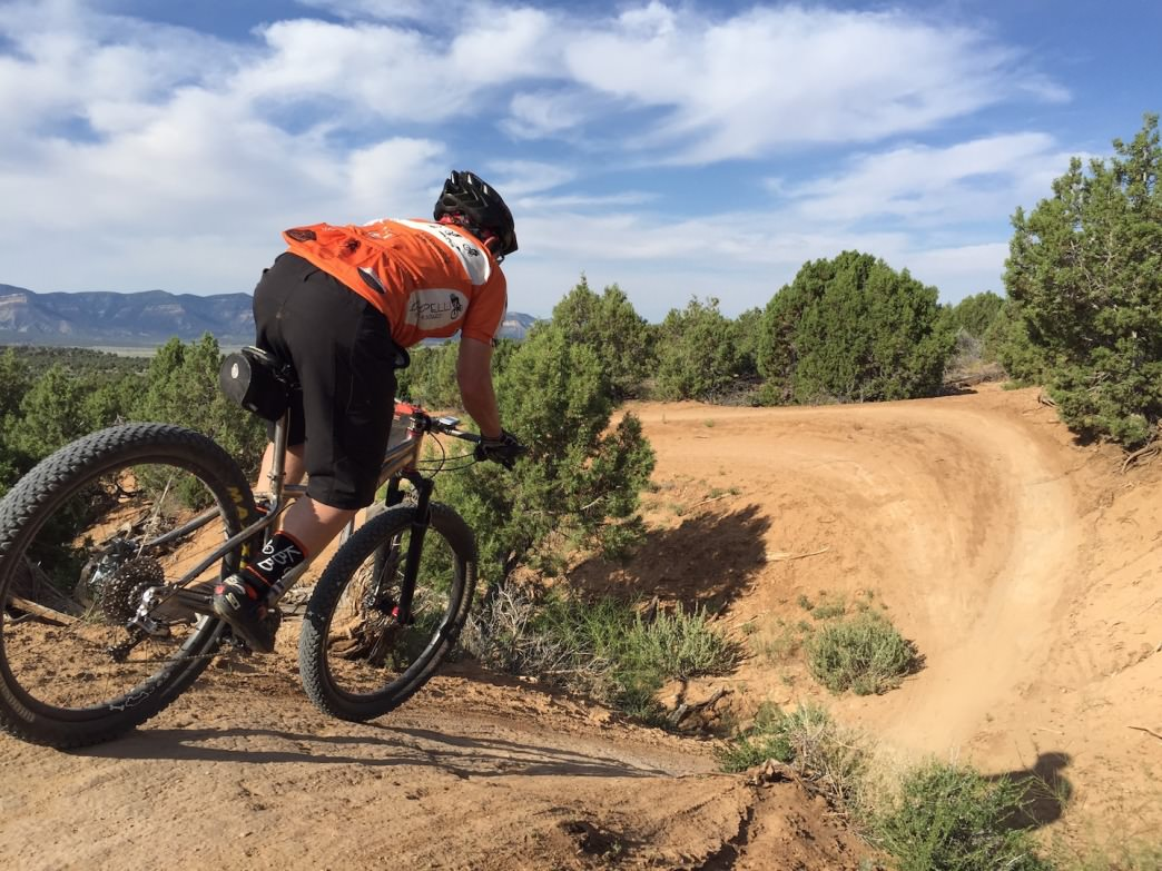 Phil's World is known far and wide among the mountain biking community.