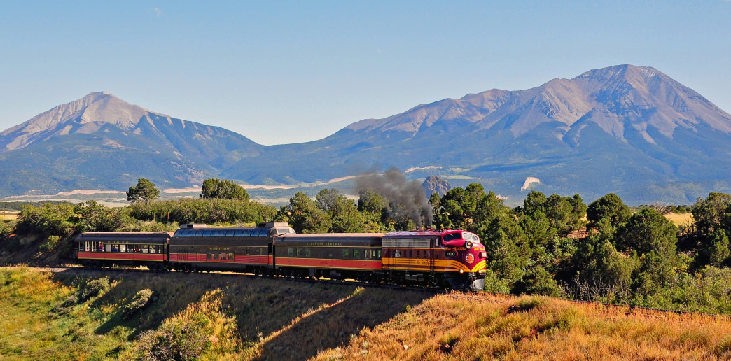 The Rio Grande Scenic Railroad is perhaps the most iconic way to experience the history of the San Luis Valley.