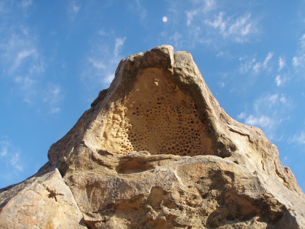 It's no surprise why this sandstone rock formation was named Lizard's Mouth.
