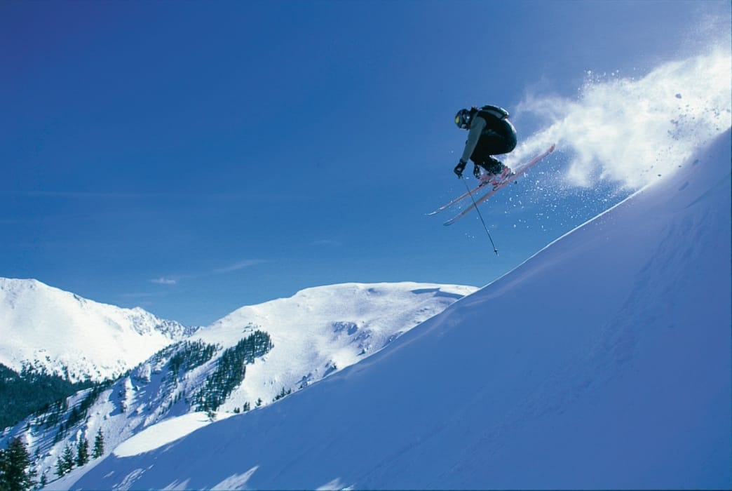 Taos Ski Valley is a detour from southern Colorado powder highway