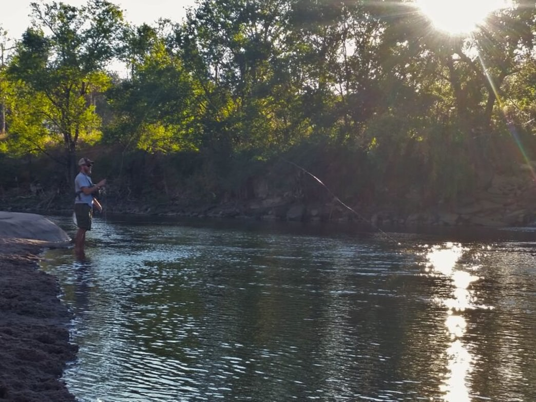 Fishing the South Platte River near Denver is like heading out to your local par 3 golf course