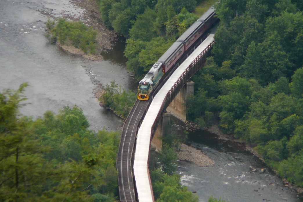 All Aboard the Lehigh Gorge Scenic Railway