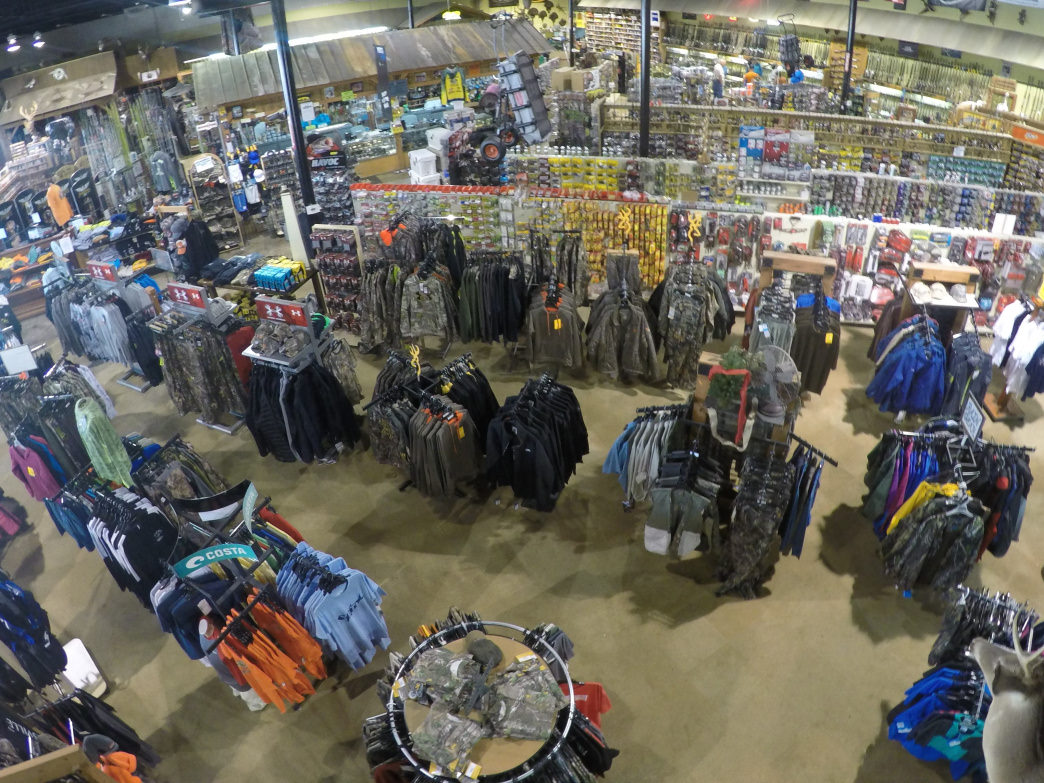 In a world of big-box chains, The Great Outdoors stands out as a large, well stocked, locally owned shop for outdoorsmen and women