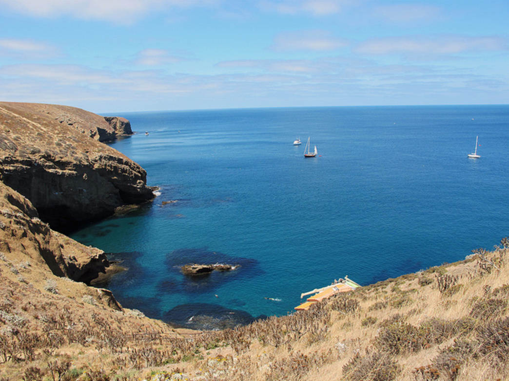 The park offers numerous recreational opportunities for hikers, kayakers, snorkelers, and more.