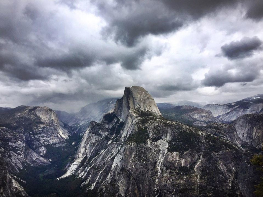 Hiking to Glacier Point is always worth it.