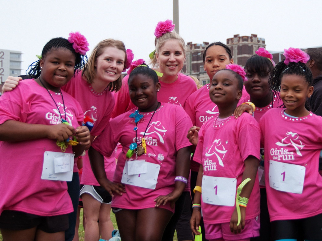 Girls on the Run Serving The River Region will form friendships that last a lifetime.