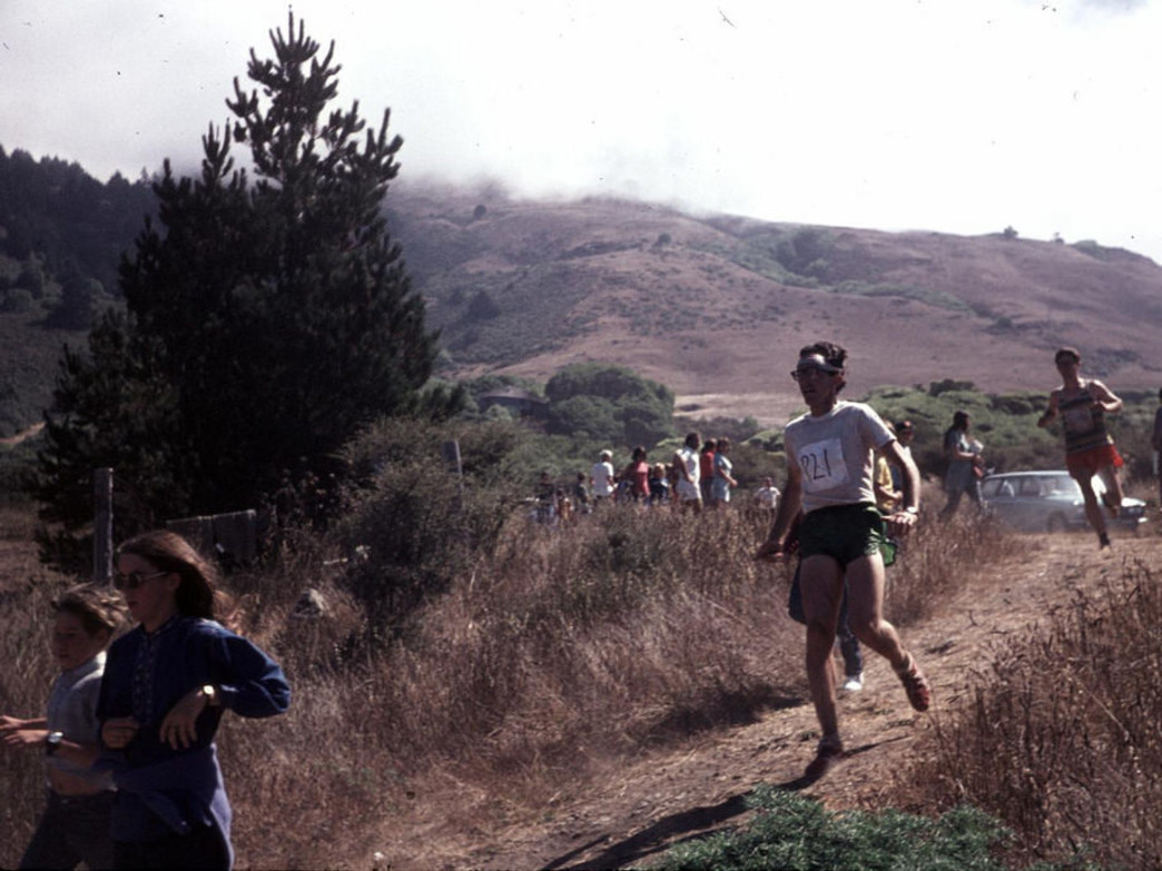 Dipsea Race, Stinson Beach 1971