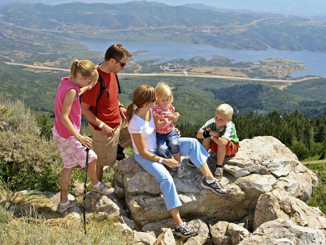 There's no shortage of family-friendly trails to enjoy in Heber Valley.
