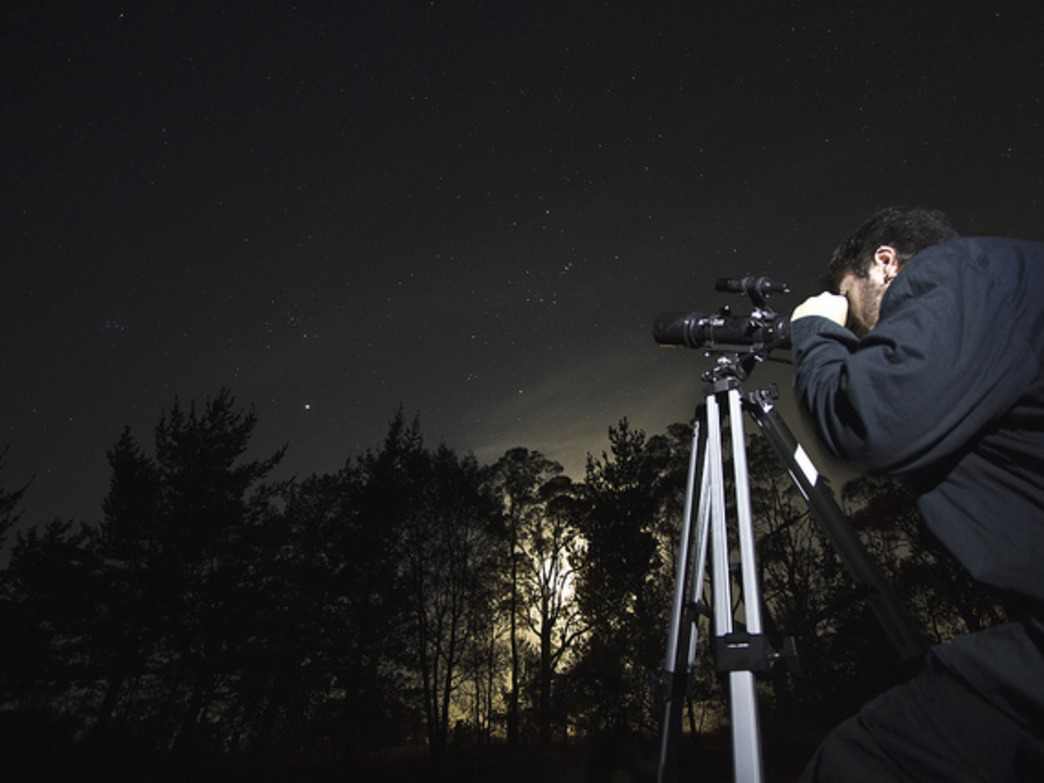 Explore the night sky with the help of Star Watch Night Vision Tours.