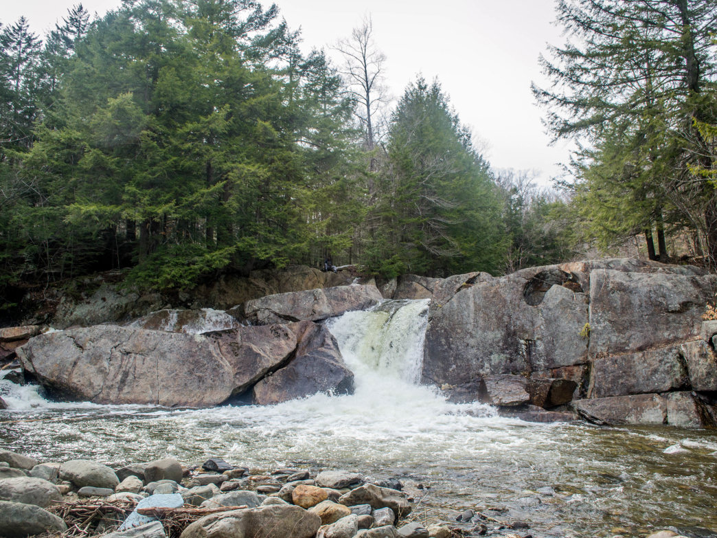 The Top 12 Swimming Holes in New England