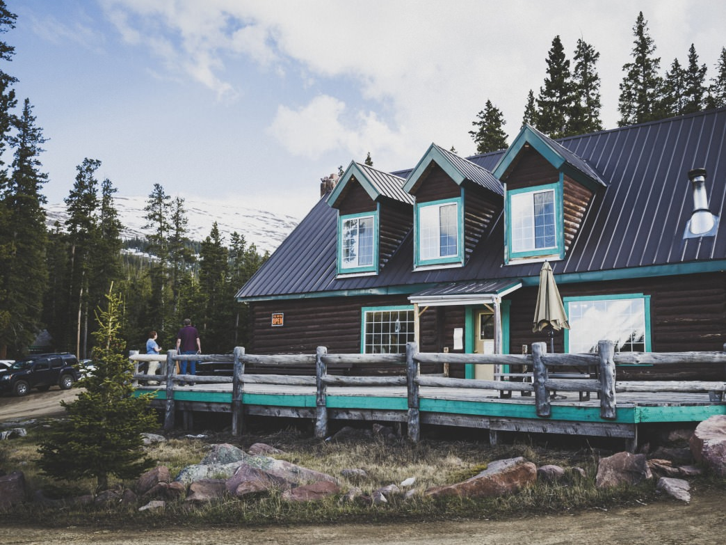 Spirit Lake Lodge is a prime place to bed down during outdoor adventures in these parts.