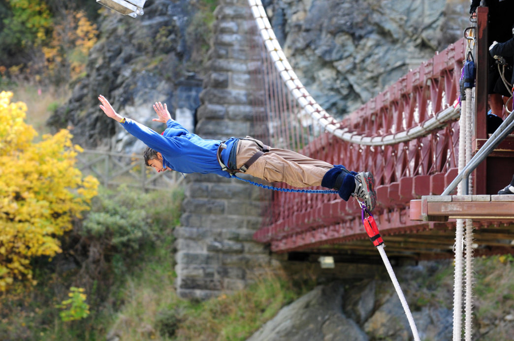 New Zealand is the birthplace of bungee jumping, but you can find plenty of other, less extreme ways to enjoy its famed outdoors.
