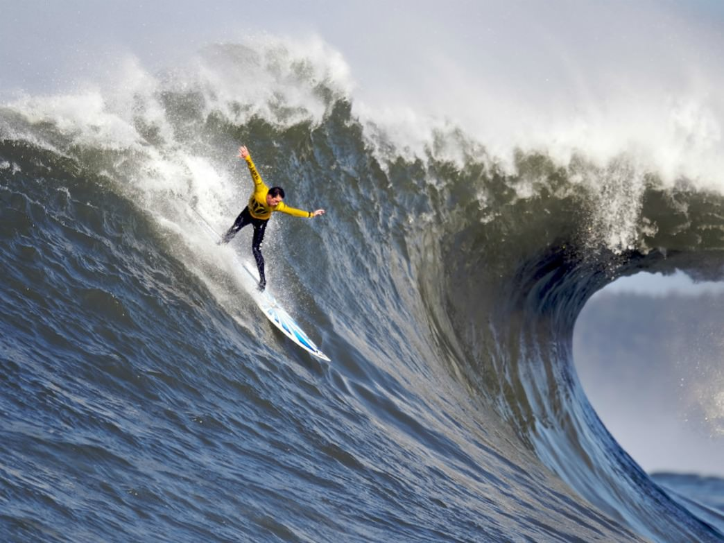 Part of the appeal of the Titans of Mavericks is the inherent danger.