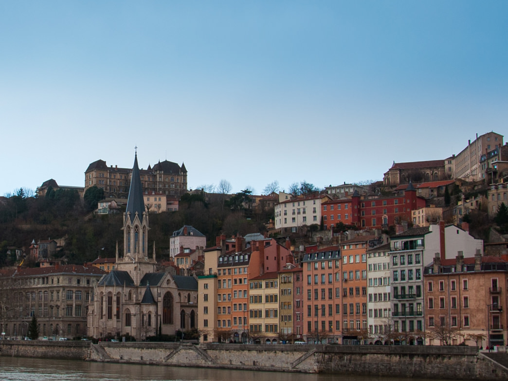 Start your visit to the Rhône-Alpes region of France in Lyon.