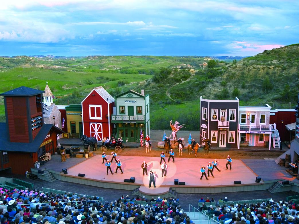 Medora Musical, North Dakota.