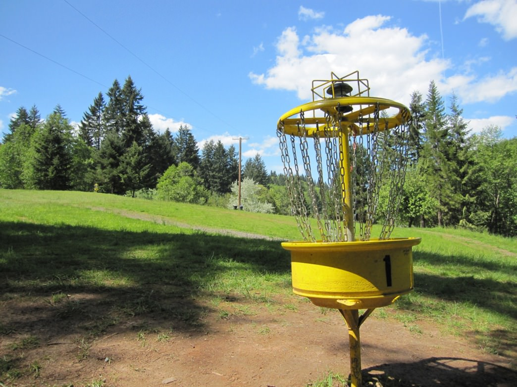 Disc golf courses are booming around Boise and beyond.