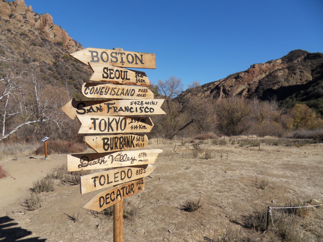 The filming site for the legendary television show M*A*S*H*, which aired from 1972-1983.