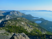 Mt. Tallac- Lake Tahoe