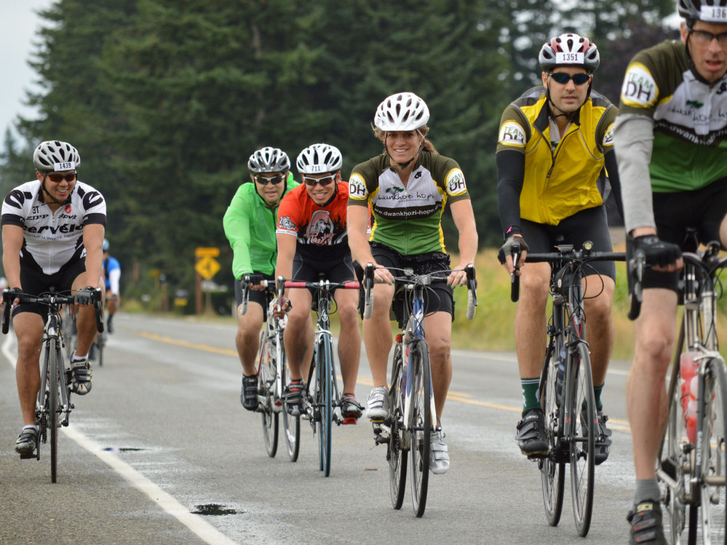 Cycling clubs like the Cascade Bicycle Club are a great way to meet like-minded adventurers.