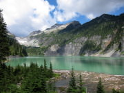 Image for Blanca Lake Hiking