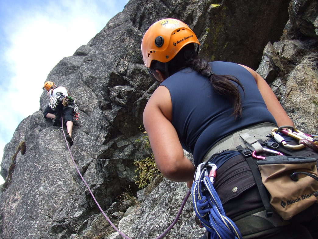 Leavenworth has great climbing and is a super fun town, too.
