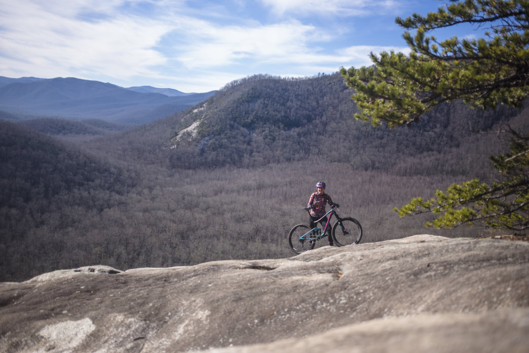 The Pisgah National Forest is one of Asheville's most beloved outdoor destinations.