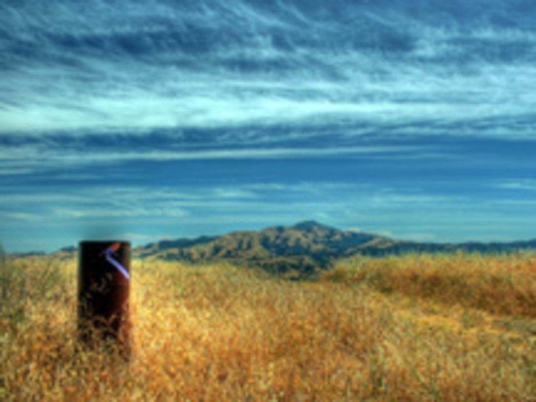 Reach the top of Mount Diablo, and you'll savor unparalleled views.