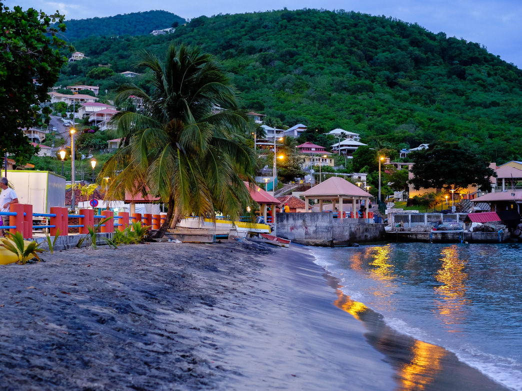 Martinique's dreamlike beaches beckon.