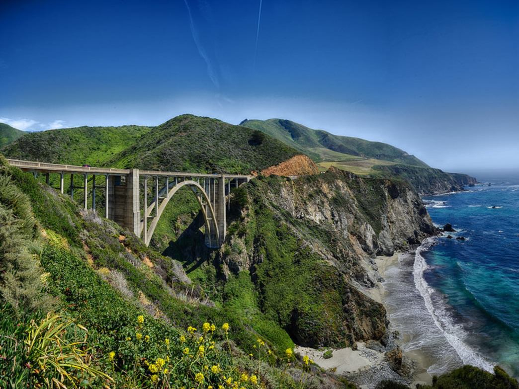 Cruising the California Coast: 13 Places Where You Need to ...