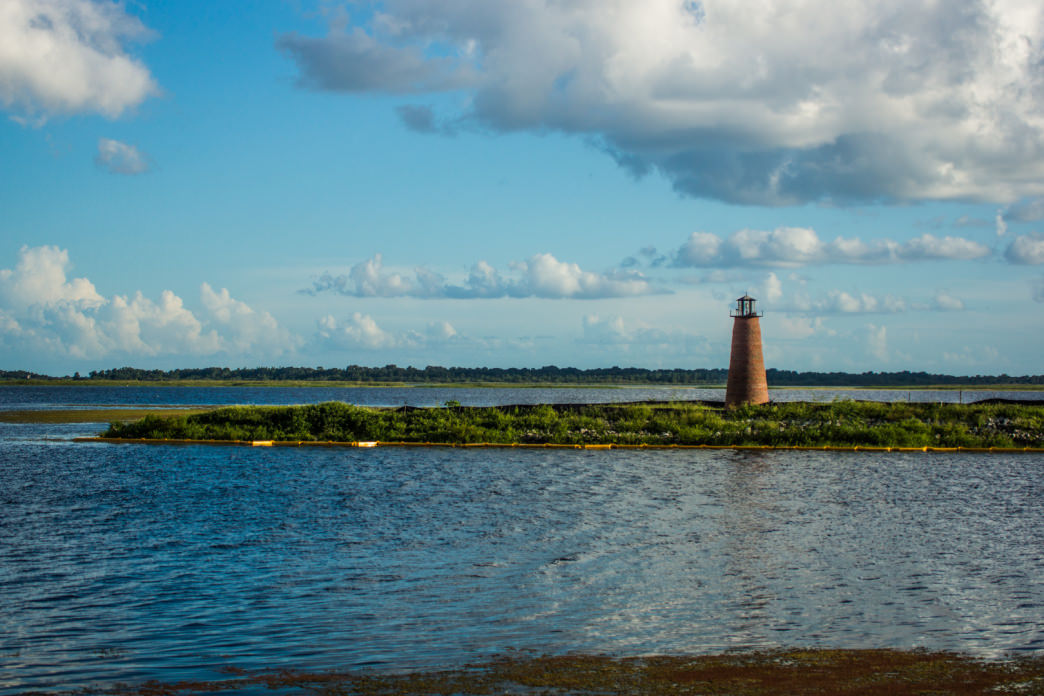 Lake Toho is a popular spot for fishing and bird watching.