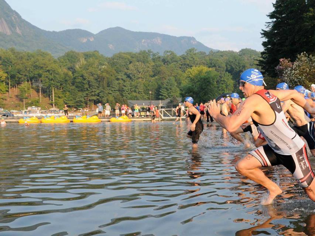 Find out why so many people love the sport of triathlon.
