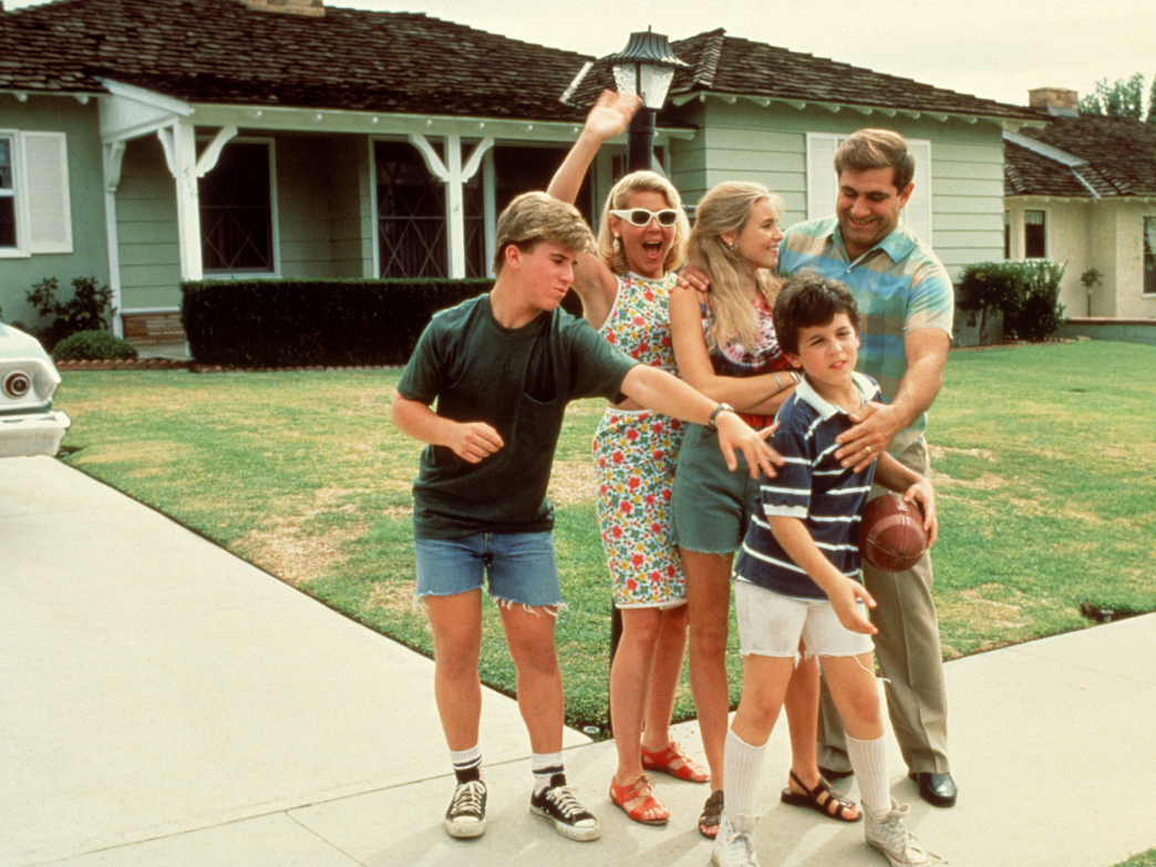 The Arnold Family from The Wonder Years. Today, city-dwellers don't think they should have to move to the suburbs to have safe streets.