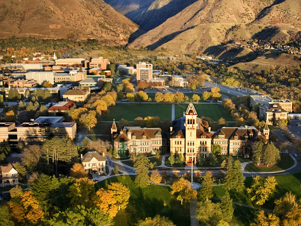 Home to Utah State University, Logan is a charming mountain town that's filled with recreational activities.