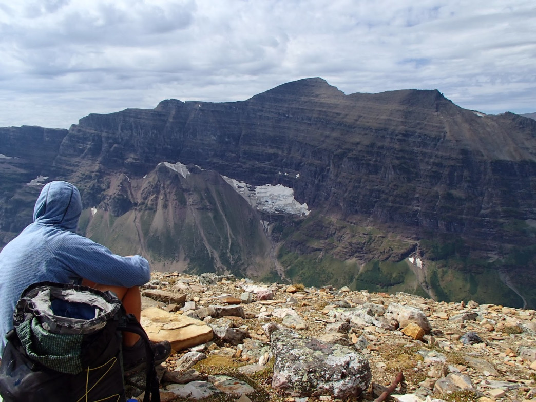 The CDT is a 3,100 mile route stretching from Mexico to Canada along the craggy spine of the Rocky Mountains