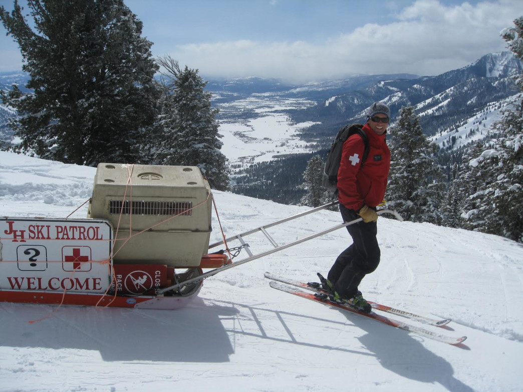 jackson hole ski patrol best job ever