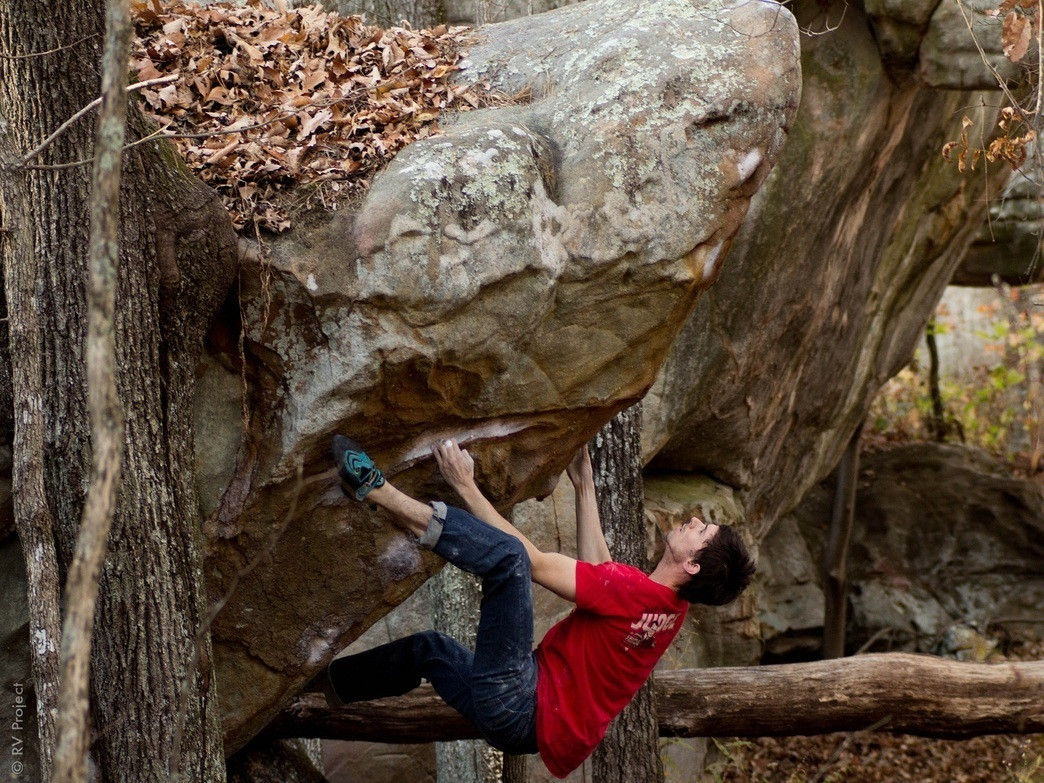 Hospital Boulders has 150 to 200 developed boulder problems.
