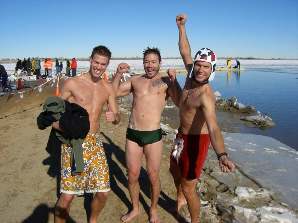 The Boulder Polar Plunge is a popular New Year's Day event that will return in 2017.