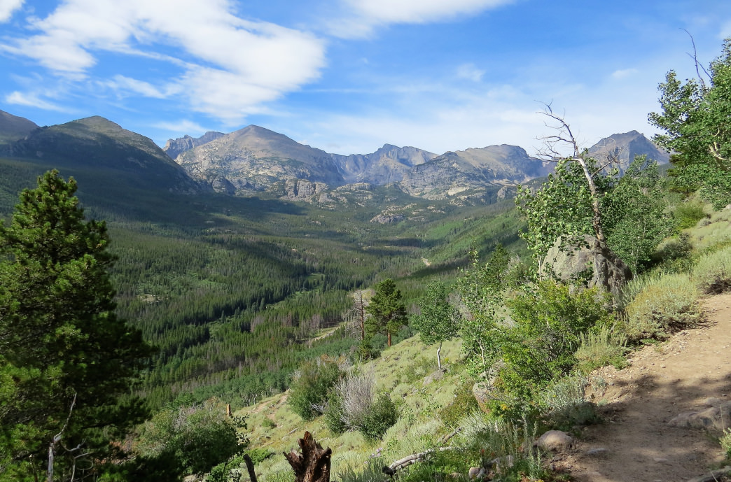 5 (Relatively) Easy 14er Day Hikes in Colorado - Osprey