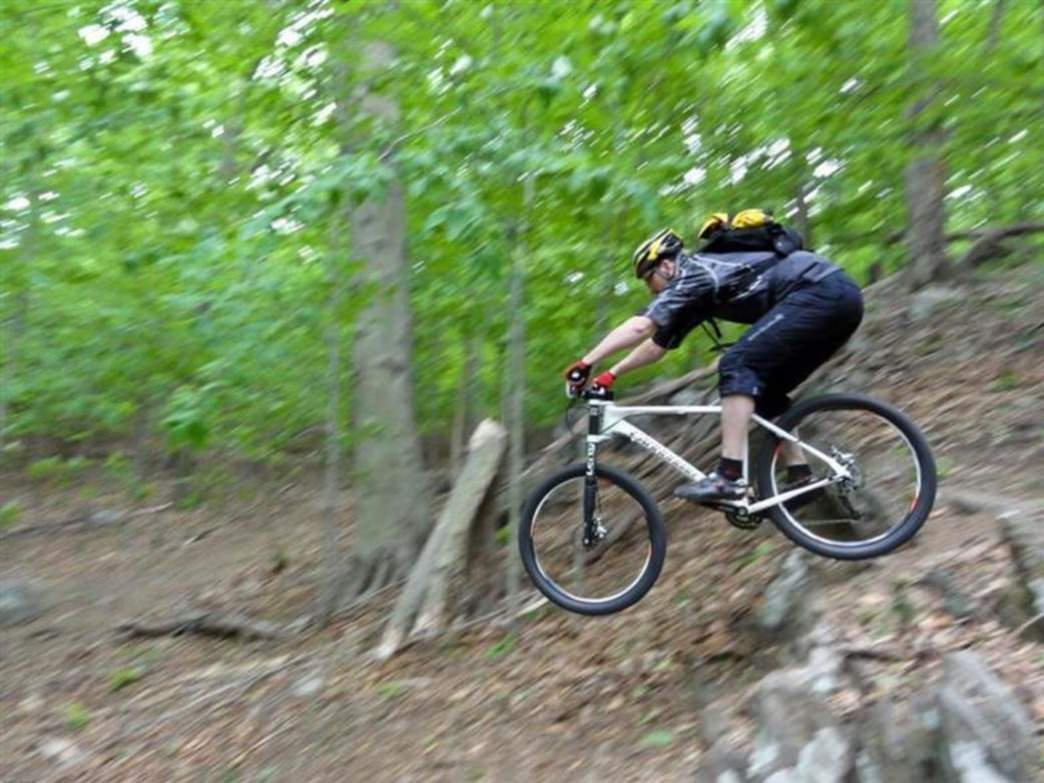 6 Of The Best Mountain Bike Trails Near New York City
